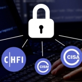 95% off the Ethical Hacker Professional Certification Package Image